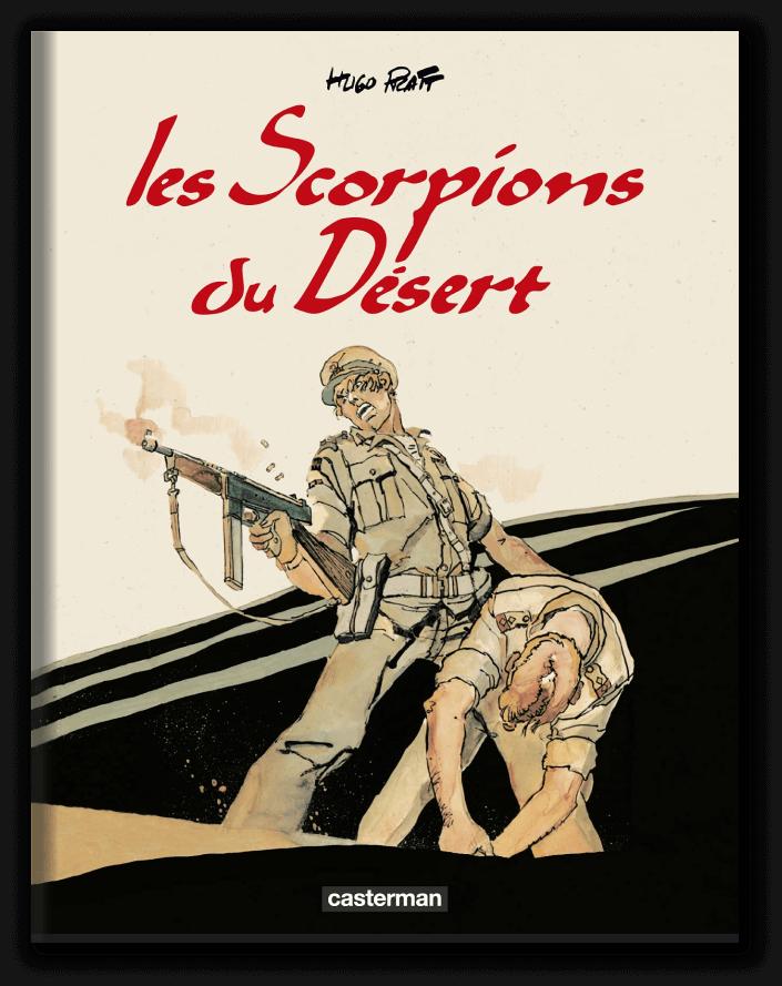 Les scorpions du désert