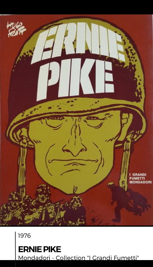 Ernie Pike_Mondadori