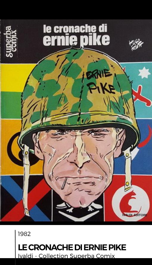 Le cronache di Ernie Pike_Ivaldi