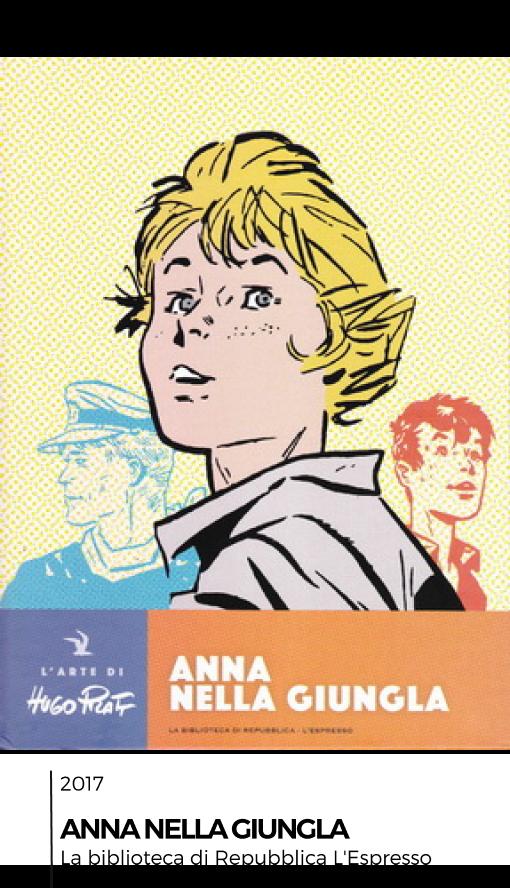 Anna nella giungla_Espresso