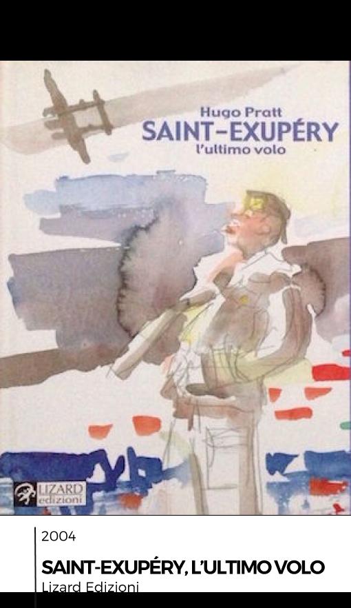 Saint Exupéry_Lizard Edizioni