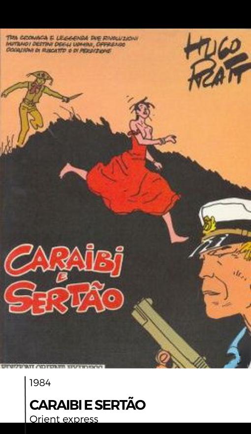 Caraibi e Sertão