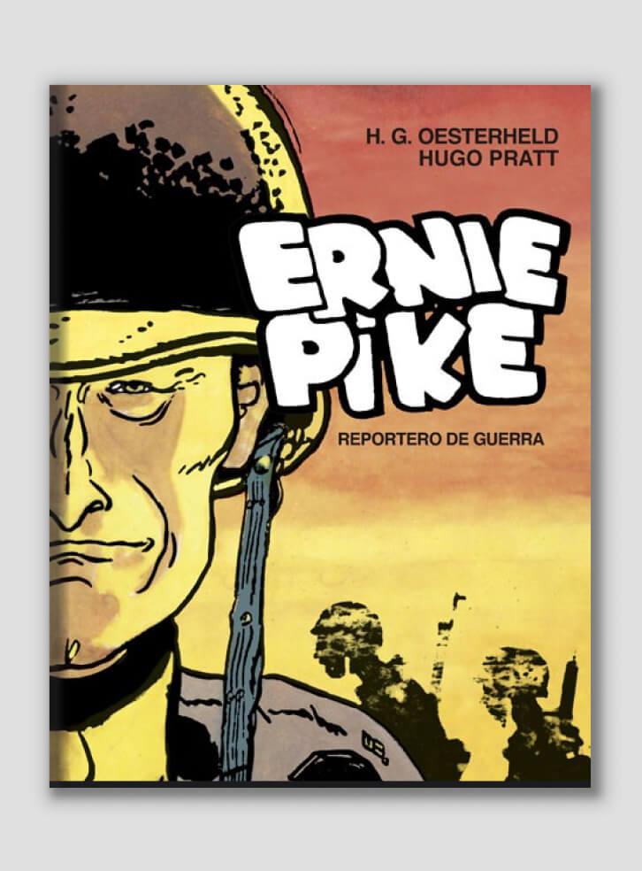 Ernie Pike. Edición integral