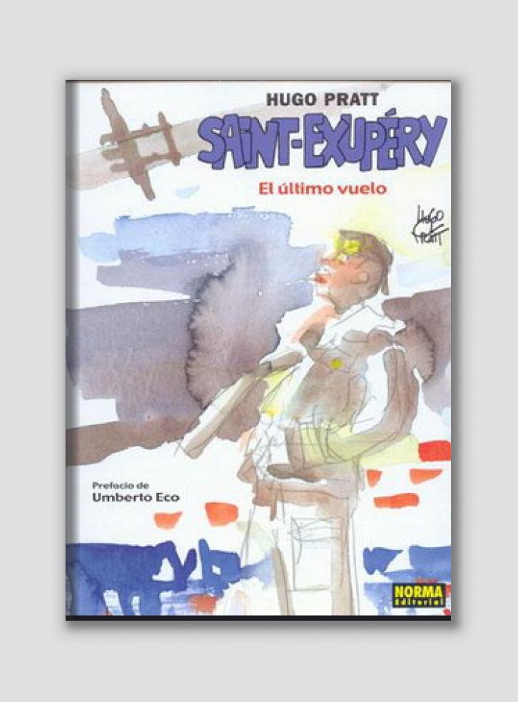 Saint Exupery El Utlimo Vuelo