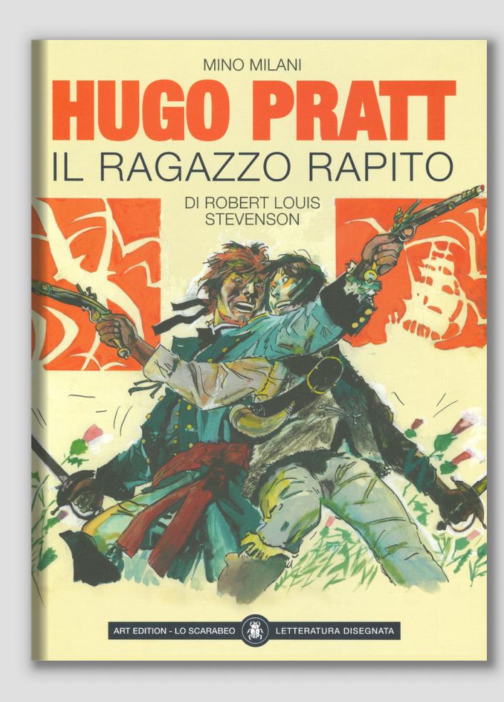 Il ragazzo rapito_Hugo Pratt