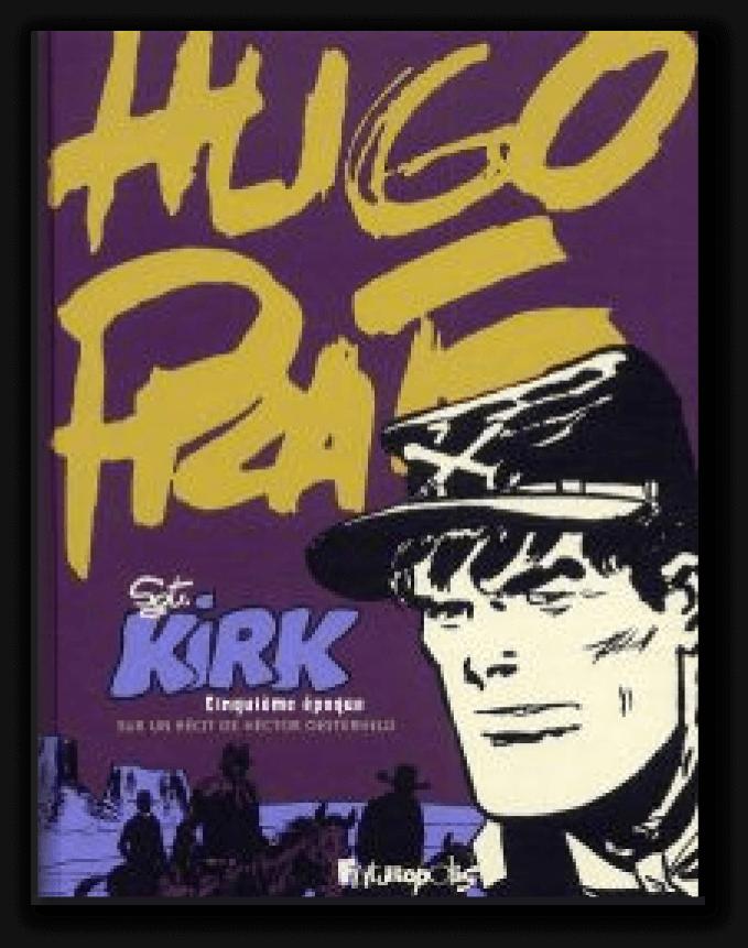 Sergent Kirk - Cinquième époque