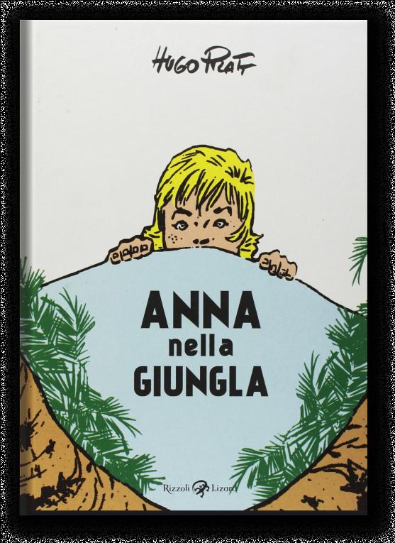 Anna nella giungla_Hugo pratt