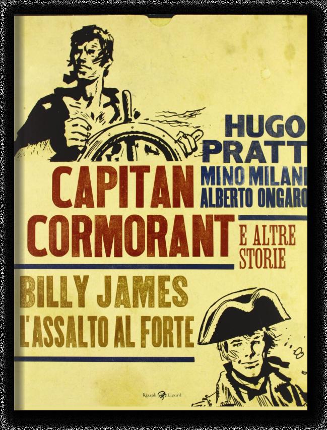 Capitain Cormoran_Hugo Pratt