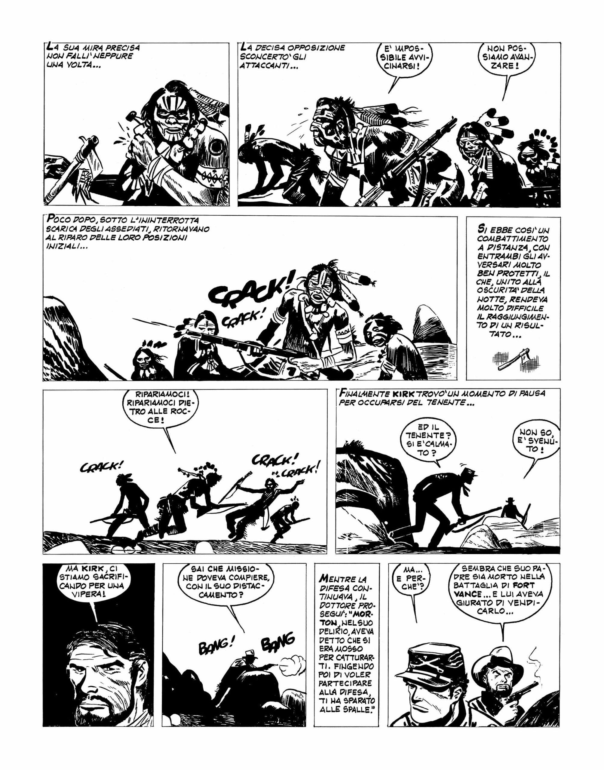 L'assalto dei comanche