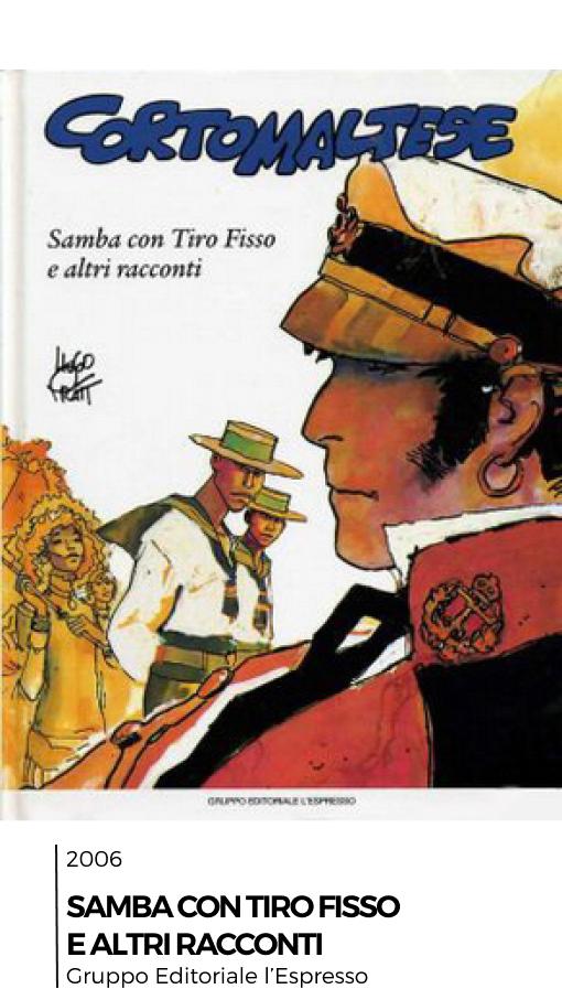 Samba con tiro fisso e altri racconti