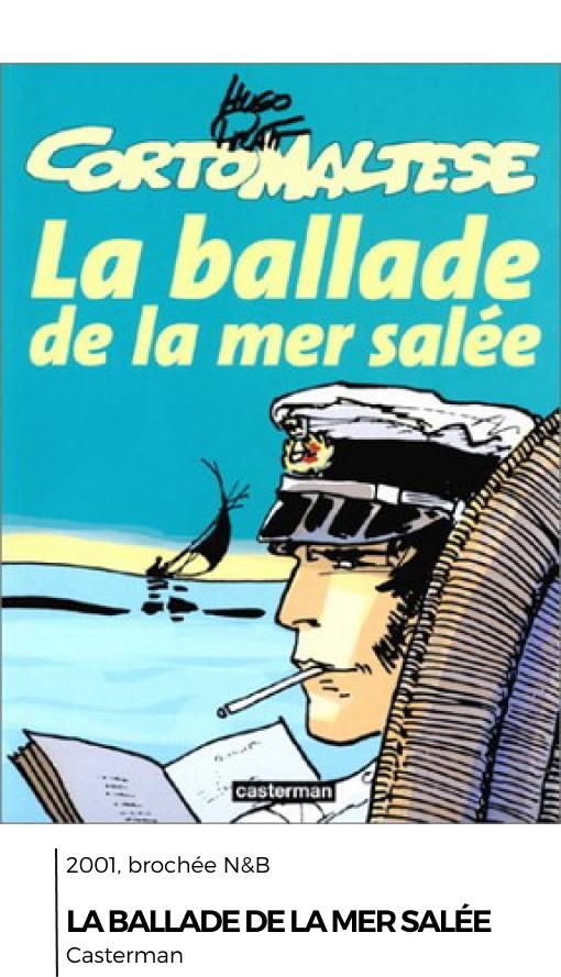 La Ballade de la mer salée